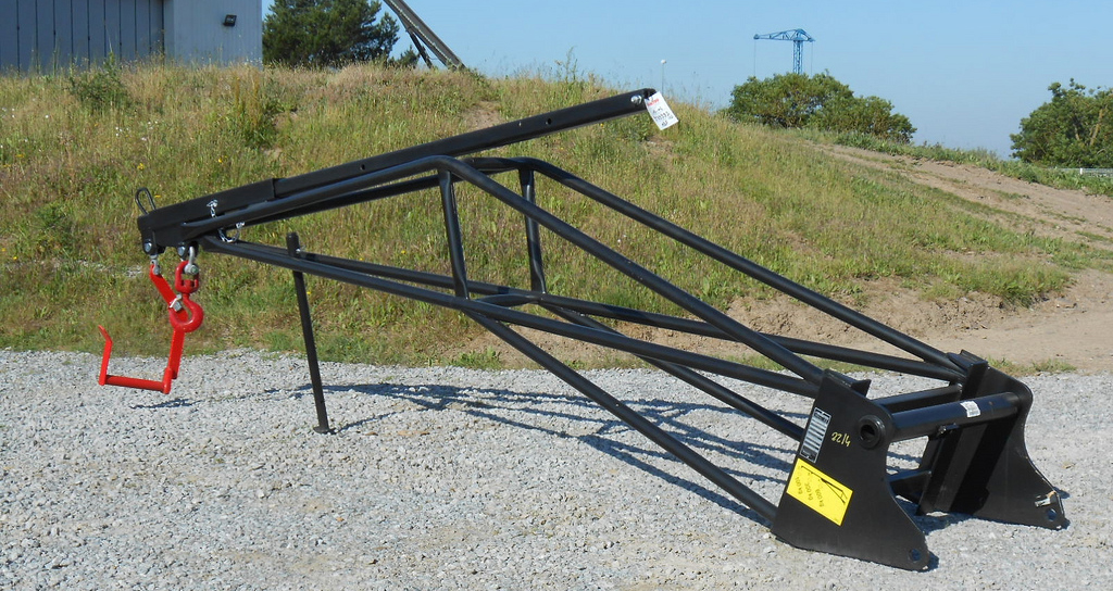Manitou - Potence extensible